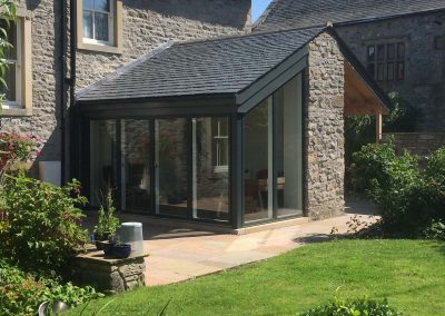 Home Extension | Dave Allen Joinery