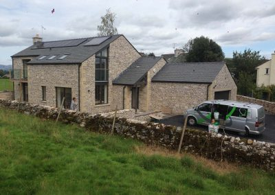 New Home Construction | Dave Allen Joinery