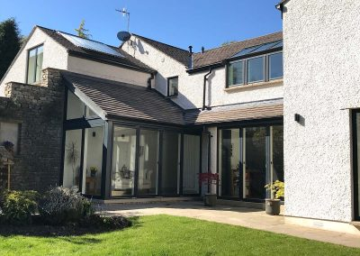 House Extension | Dave Allen Joinery